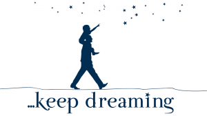 keep dreaming - Logotype