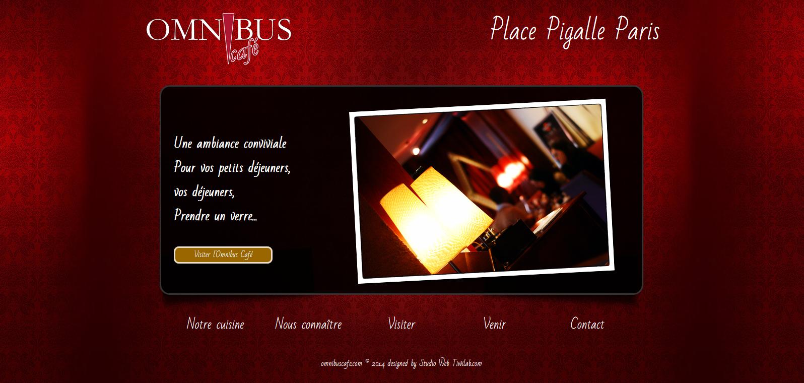 omnibus cafe